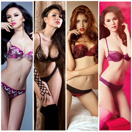 Những mỹ nhân bikini đẹp nhất showbiz Việt