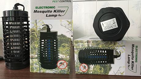 Đèn bắt muỗi, đèn diệt muỗi thông minh