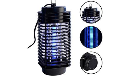 Đèn bắt muỗi, đèn diệt muỗi thông minh trong nhà