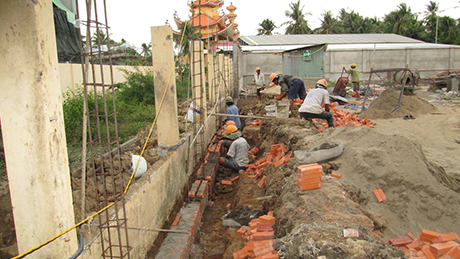 Hướng dẫn cách phòng chống mối cho công trình xây dựng