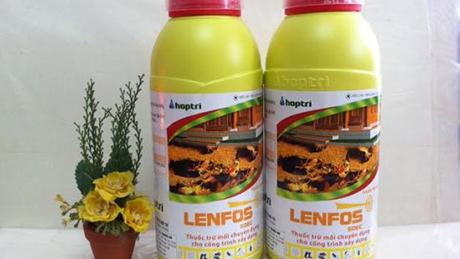 Thuốc phòng mối Lenfos 50ec