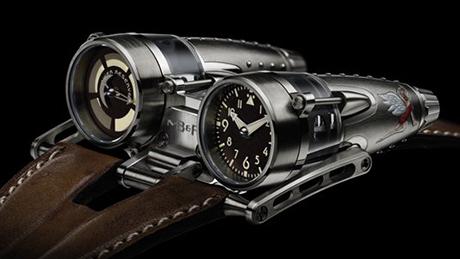 Top 8 loại đồng hồ độc và lạ nhất thế giới